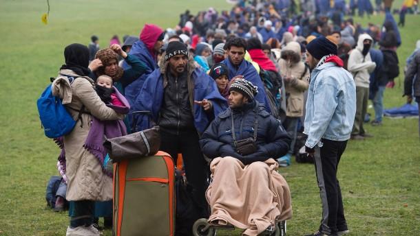 Alle drei Anträge unzulässig: Bundesverfassungsgericht weist AfD-Klage gegen Flüchtlingspolitik ab
