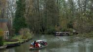 """""""Man muss was los machen"""": Touristen im brandenburgischen Spreewald"""