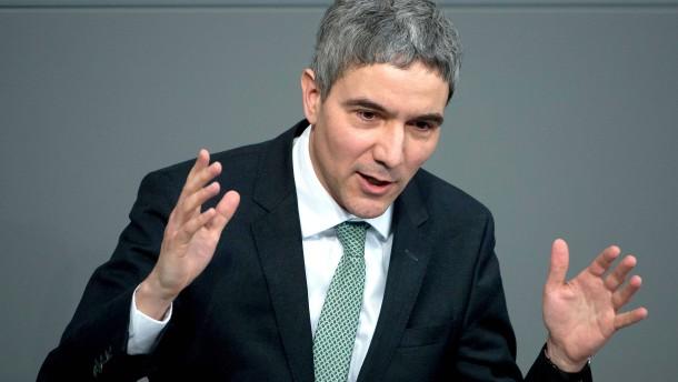 Grüne unterstützen Harbarths Wahl