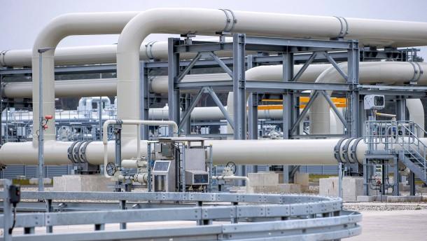 Sachsen-Anhalts Wirtschaftsminister: Nord Stream 2 schnell freigeben