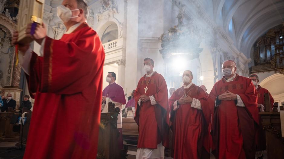 Synodaler Weg: Kirche in Not