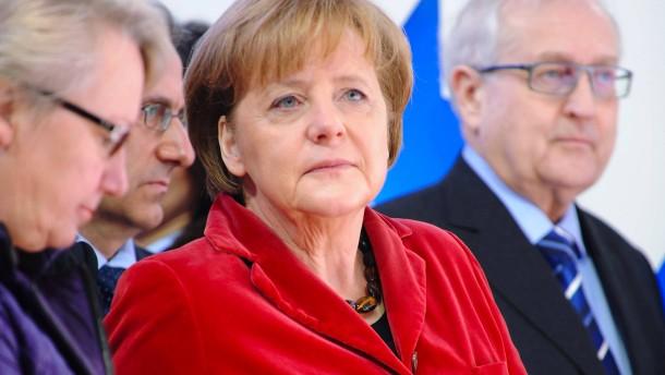 Angela Merkels Niederlage in der Adenauer-Stiftung
