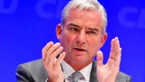 """Baden-Württembergs Innenminister fordert die """"Blaue Plakette"""""""