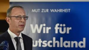 Jörg Urban führt Sachsens AfD