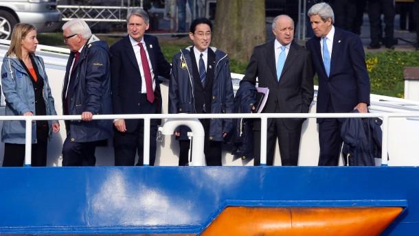 Der Wert der  hohen Diplomatie