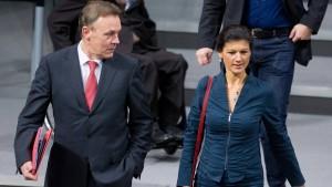 SPD und Linkspartei loten Machtperspektive aus