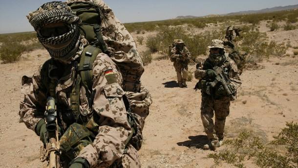KSK-Kommandeur warnt Extremisten in den eigenen Reihen
