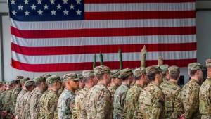 Amerika zieht knapp 12.000 Soldaten aus Deutschland ab