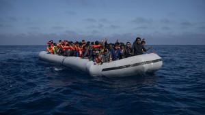 Rostock will Flüchtlinge aus dem Mittelmeer aufnehmen