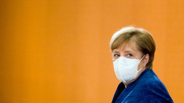 """Merkel warnt intern: """"So kann es nicht weitergehen"""""""