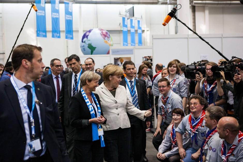 Seite 3 politiker in hamburg der kirchentagskomplex for Der schaukelstuhl hamburg
