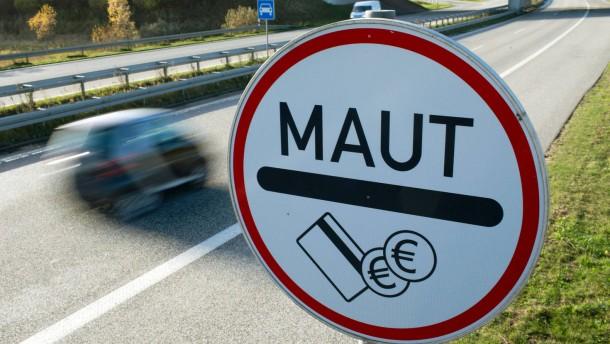 Streit über Mautpläne in der CDU