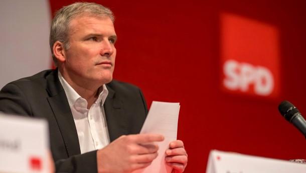 Bausewein legt Parteivorsitz nieder