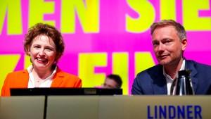 """FDP-Frauen fordern """"Freiheit durch Emanzipation"""""""