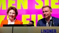 Die bisherige FDP-Generalsekretärin Nicola Beer setzte eine Arbeitsgruppe ein, die Vorschläge für mehr Vielfalt bei den Freien Demokraten zusammentragen sollte.