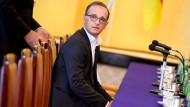 Heiko Maas von der SPD fürchtet um das Ansehen Deutschlands wegen der Rassismusvorwürfe von Özil.