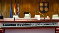 Ist der Landtag in Mecklenburg-Vorpommern bald keine SPD-Hochburg mehr?