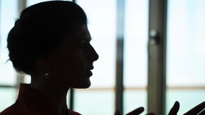 Spitzenfrauen fragen Spitzenkandidaten