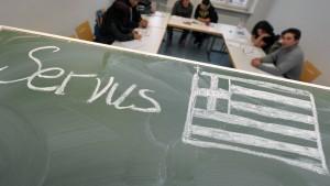 Einwanderer fühlen sich in Deutschland willkommen