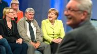 Merkel: Deutschland ist ein Einwanderungsland