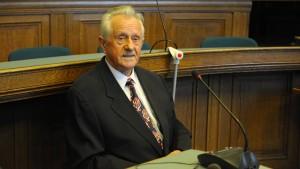 Karl-Heinz Kurras gestorben