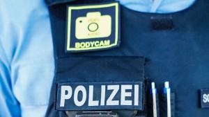 Verhindern Bodycams Gewalt gegen Polizisten?