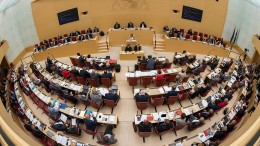 Zustimmung für Union und AfD sinkt