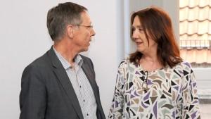 Koalitionsvertrag von SPD und Grünen steht