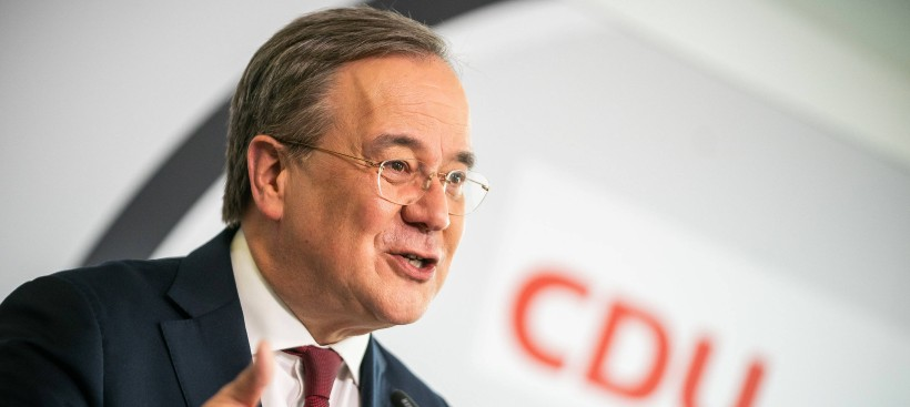 Der nordrhein-westfälische Ministerpräsident Armin Laschet (CDU)