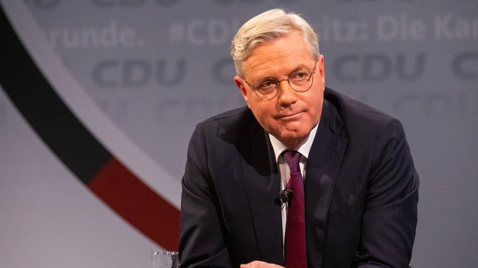 Der CDU-Politiker Norbert Röttgen, hier am 14. Dezember im Konrad-Adenauer-Haus in Berlin