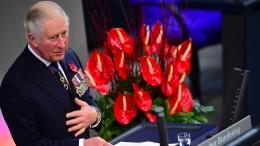 Prinz Charles beschwört gemeinsame Zukunft von Briten und Deutschen