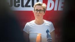 Linken-Chefin rechnet mit rot-grün-roten Sondierungsgesprächen