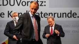 Merz und Röttgen gegen Vorfestlegung bei Kanzlerkandidatur