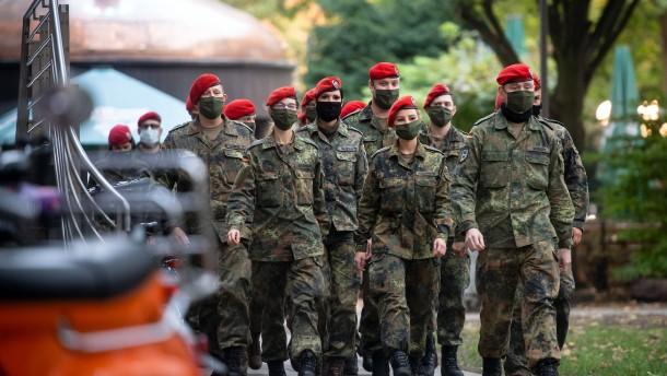 Bundeswehr sagt Hilfe bei Covid-19-Einsätzen im Ausland zu