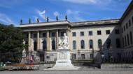 Die Humboldt-Uni wird im Verbund mit den anderen Berliner Universitäten weiterhin gefördert.