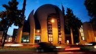 Ditib-Moschee in Köln: Sie soll bald von Erdogan besucht werden.