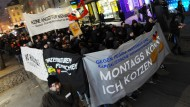 Polizei kritisiert linke Eskalation bei Rogida-Protesten