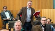 Der Linken-Politiker Jan van Aken würde gerne nach Incirlik.