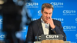 Als Verlierer wird Söder in der CSU nicht gesehen