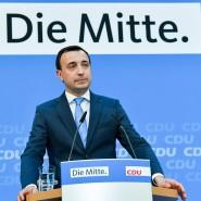 CDU-Generalsekretär Paul Ziemiak im September in Berlin