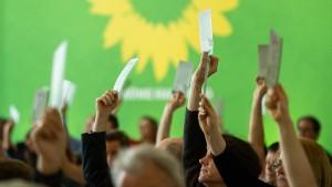 Die Grünen haben jetzt mehr als 80.000 Mitglieder