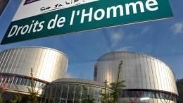 Russland zieht gegen Ukraine vor Menschenrechtsgericht