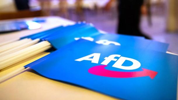 AfD scheitert mit Eilantrag in Karlsruhe