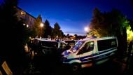 Protest gegen Asylbewerberheim endet mit Gewalt