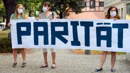 Verfassungsgericht kippt Paritätsgesetz in Brandenburg