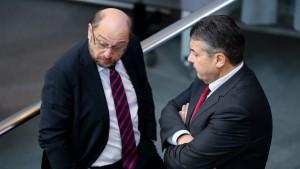 Die Umfragewerte der SPD verharren auf Rekordtief