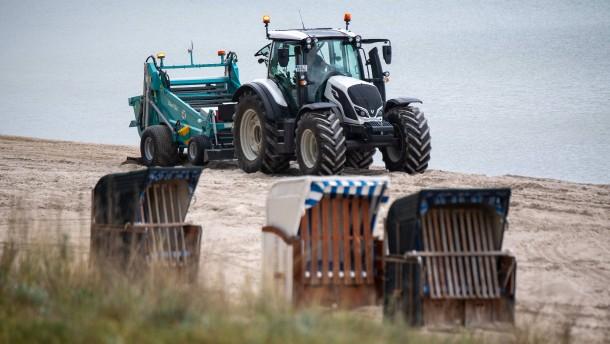 Ostsee-Urlaub ab 4. Juni wieder möglich