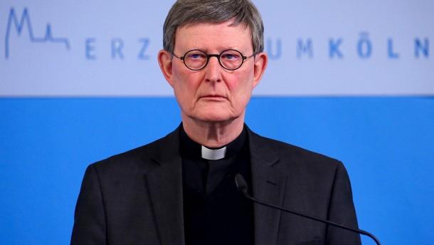 Vatikan hat Woelki bislang nicht entlastet
