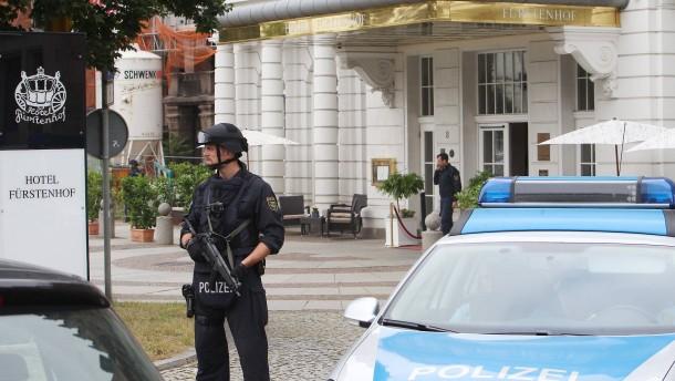 Entwarnung nach Terrordrohung in Luxushotel