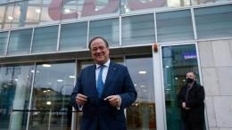 Laschet in Briefwahl mit 83,35 Prozent als CDU-Chef bestätigt